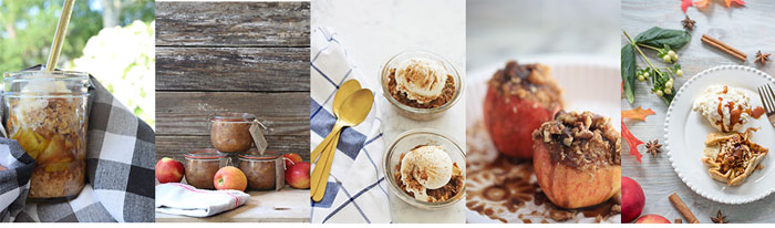 Apple Recipes for Autumn