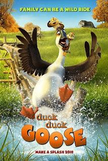 Hasil gambar untuk sinopsis film duck duck goose