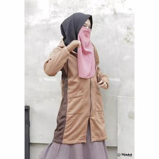 """▶️ Ukuran : ALL SIZE FIT TO L  ▶️ Material : Premium Fleece yang """"SOFT TOUCH"""" langsung dari pabrik pengolah kain berpengalaman  ▶️ Proses : Dibuat Handmade dengan penjahit terbaik yang berpengalaman lebih dari 5 tahun  ▶️ Bordir Berkualitas  ▶️ Bukan sekedar fashion. Namun menguatkan """"JATI DIRI / IDENTITAS"""" Hijaber yang modis dan stylish"""