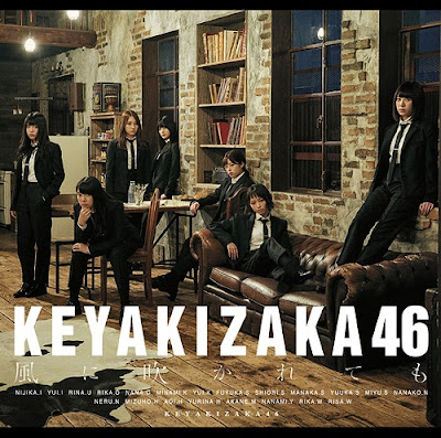 "Keyakizaka 46 Score No. 1 Single Worldwide With ""Kaze Ni Fukaretemo"""