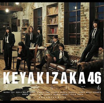 """Keyakizaka 46 Score No. 1 Single Worldwide With """"Kaze Ni Fukaretemo"""""""