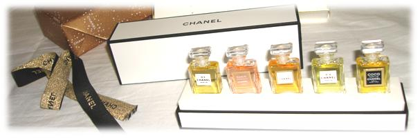 Scents And My 2 Cents Perfume Chanel Christmas Miniature