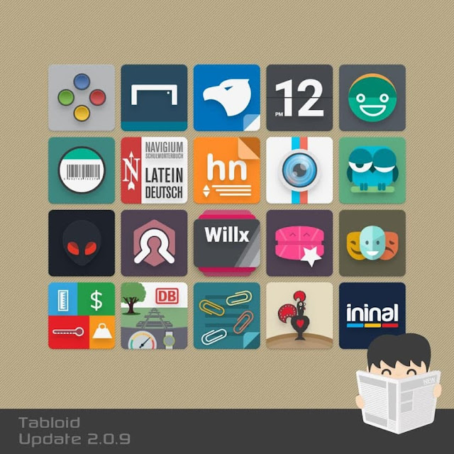 Tabloid Icon Apk Free Download