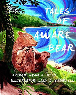 Tales Of Aware Bear - Children nature book promotion Ryan J. Belo