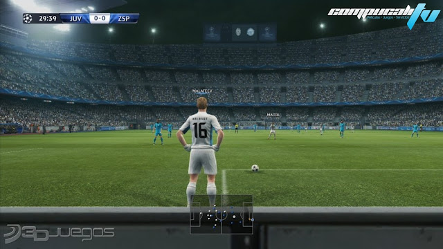 Pro Evolution Soccer 2013 PES 13 Xbox 360 Region PAL Descargar