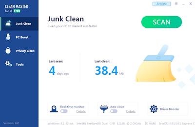 Clean Master: Cara Mudah Untuk Menjaga Windows Selalu Bersih