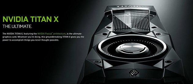 Nvidia Titan X 12GB test: for € 1,300, Pascal drives the point!
