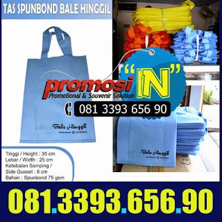 Jual Tas Goodie Bag Custom Sablon Murah