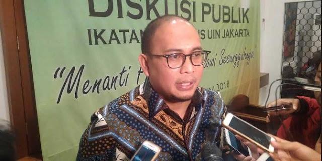 Pendukung Prabowo diklaim ke Jokowi, Gerindra bilang 'Rommy mimpi di siang bolong'