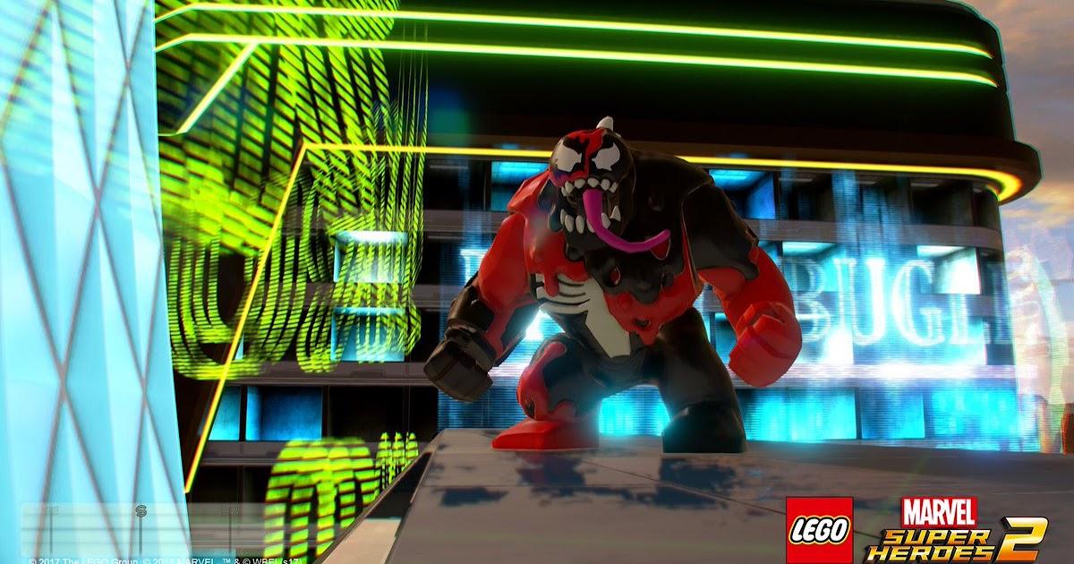 Carnom, resultado de fusionar a Carnage y Venom