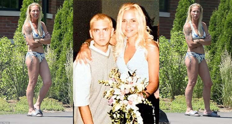 what happened to eminems ex wife kimberly anne scott