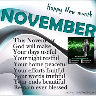 Happy New Month To all our Fans,Tanx For Being there for us all thisWhile