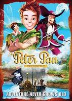 Desene Animate Peter Pan Sezonul 1  dublat in romana Episodul 1