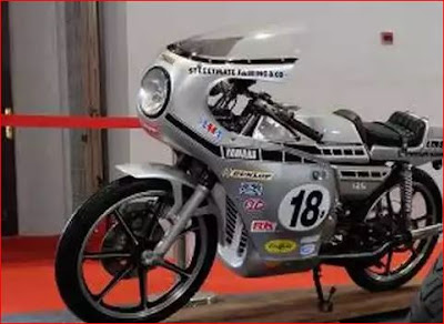 Modifikasi Yamaha RX King Bergaya Motor Balap