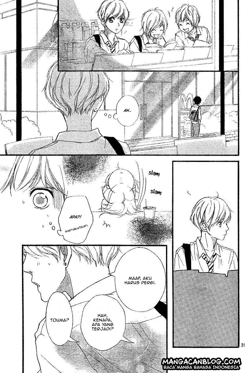 Ao Haru Ride Chapter 17-32