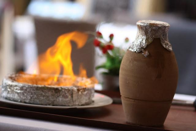 Restaurantes na Capadócia na Turquia