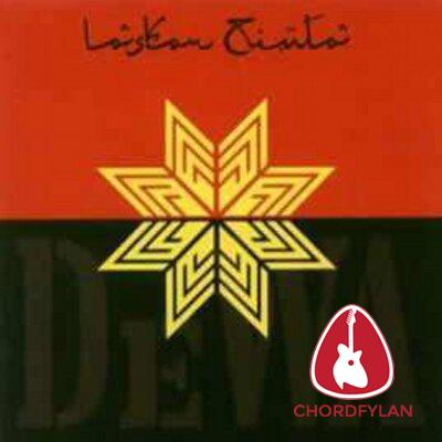 Lirik dan chord Laskar Cinta - Dewa 19