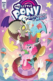 MLP Friendship is Magic #57 Comic