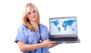 International Travel Nurse Salary