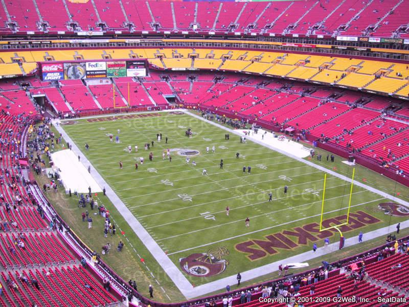 FedEx Field Seating Chart Concert & Interactive Map SeatGeek