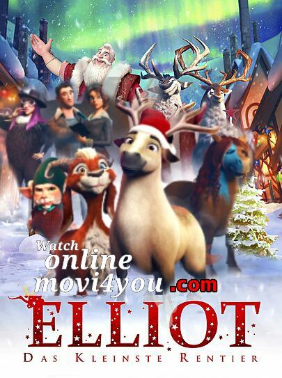 فيلم الكرتون اليوت الرنة الاصغر Elliot the Littlest Reindeer 2018 مترجم HD