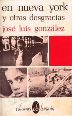 Carátula de En Nueva York y otras desgracias (José Luis González - 1973)
