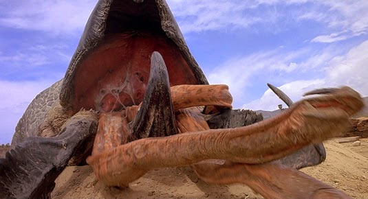 Tremors monster graboid