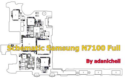Schematic Samsung N7100 Full