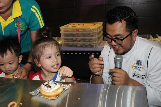 Cooking Class KB Kristen Kalam Kudus Surakarta bersama Solo Bakery