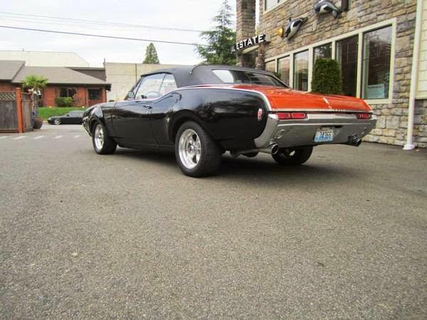 1968 Oldsmobile 442 Convertible | Auto Restorationice
