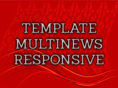 Template Terbaru 2017 Multinews Download Gratis