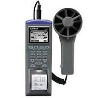Jual Anemometer AZ Instrument 9871  with Printer call 081320616872