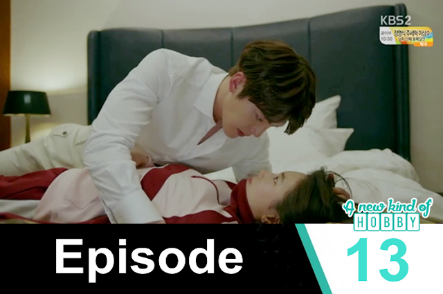 do you want to sleep with me - Uncontrollably Fond - Episode 13 Review