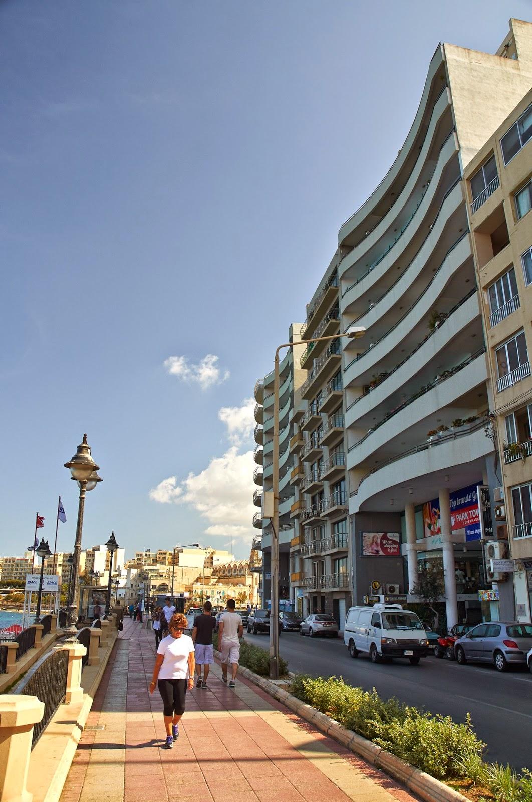 zatoka St.Julian Malta