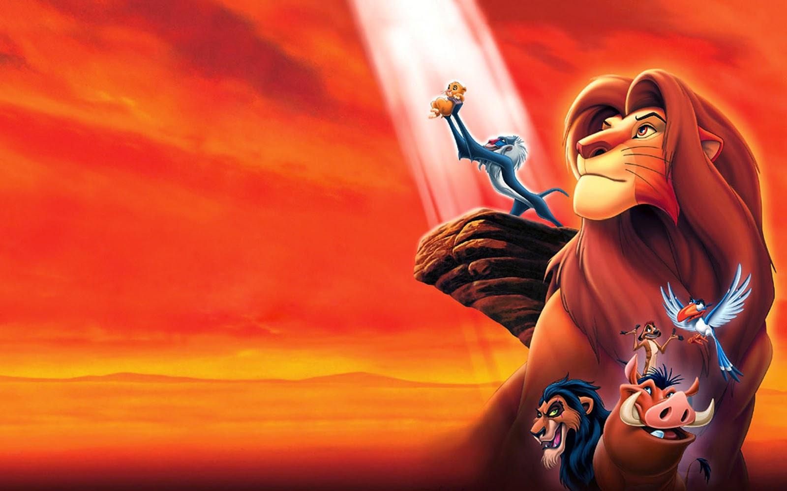 Hd Lion King Wallpaper: Cartoon Network Walt Disney Pictures: The Lion King HD
