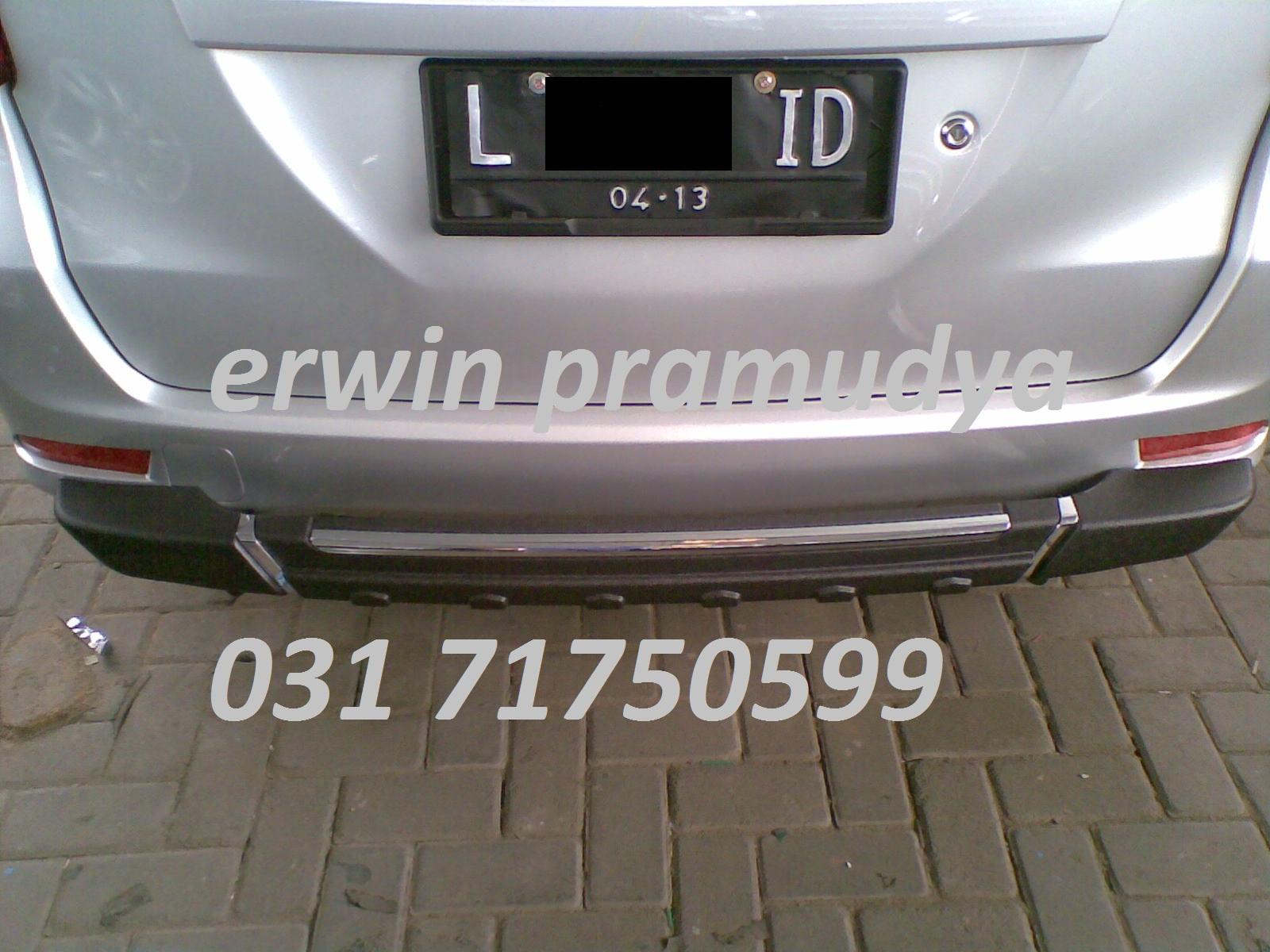 Tank Cover Grand New Avanza Wallpaper All Kijang Innova Accessories Mobil Surabaya 3m Auto Film