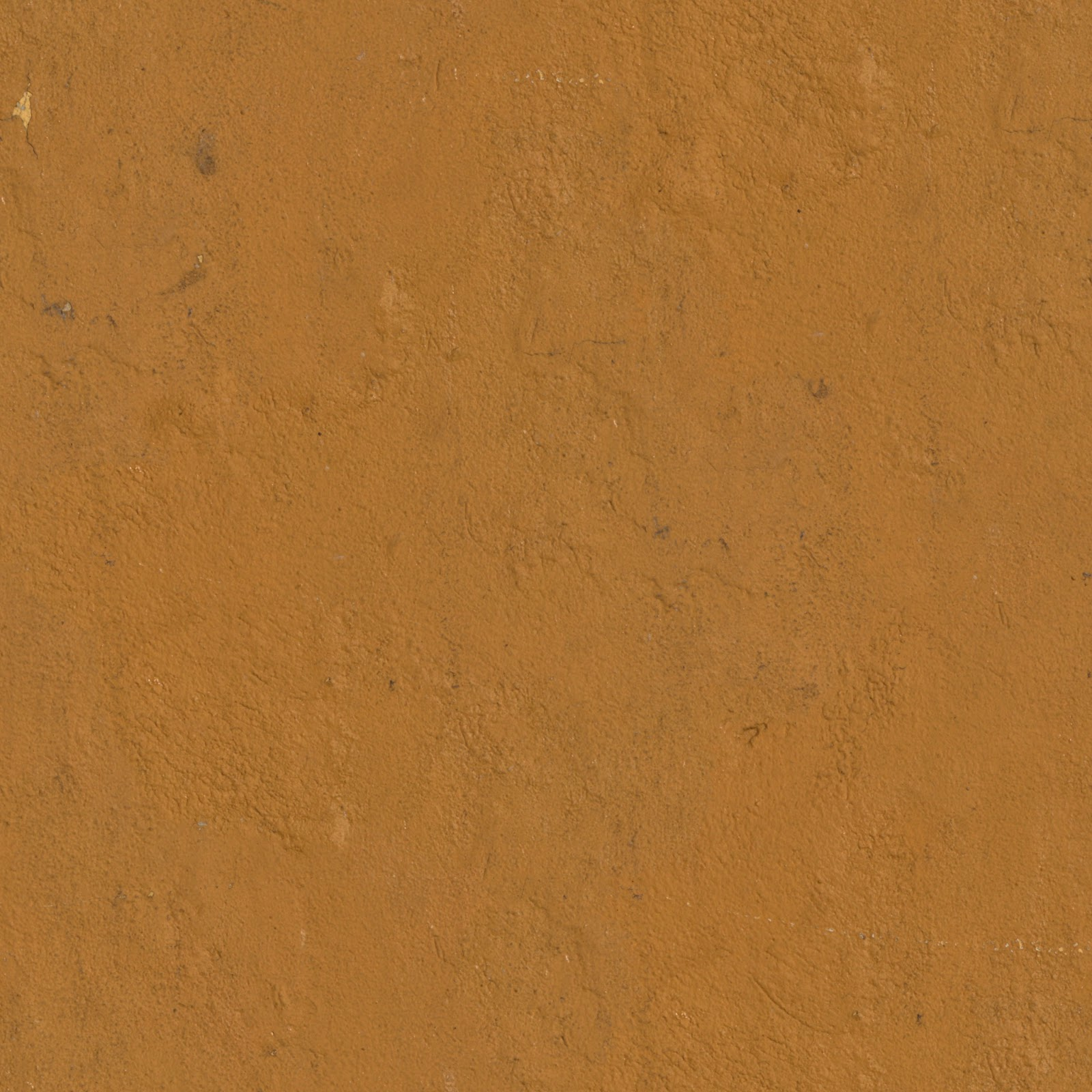 Wall stucco orange dirt seamless texture 2048x2048