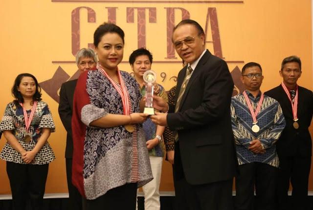 Bupati Tabanan Dianugrahi ACI 2019, Ini Kata Ni Putu Eka Wiryastuti