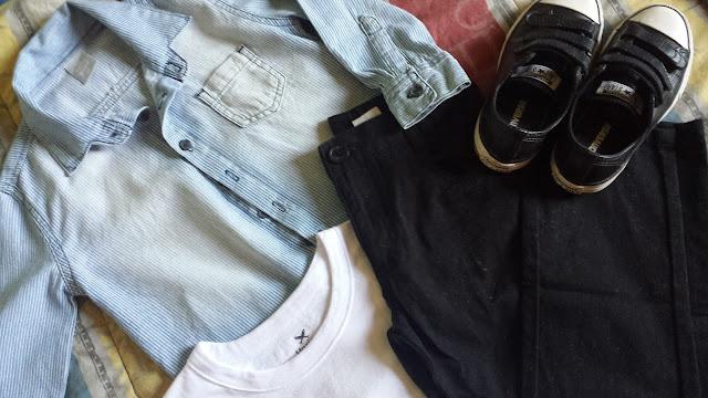 3 Looks Básicos e Descolados para menino - outono/inverno