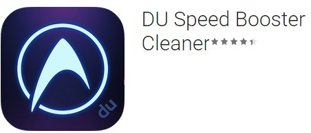 DU SPEED BOOSTER CLEANER Cover Photo