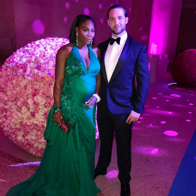 Serena Williams se casa el jueves en Nueva Orleáns con 250 invitados