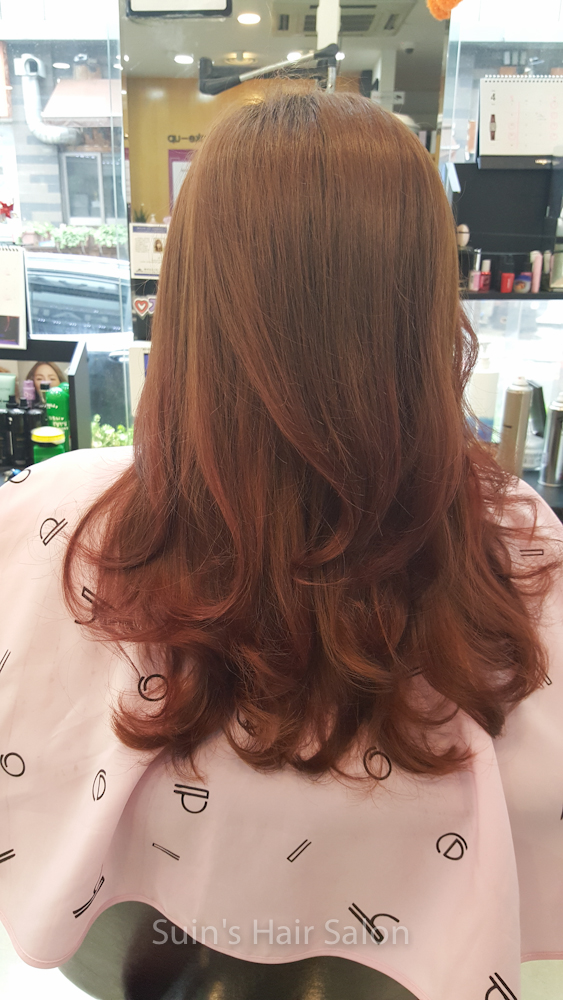 C Curl Perm Suinstyle Hairspa
