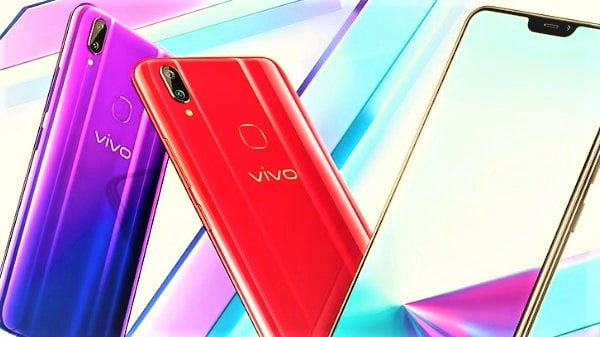 x smartphone launched inwards Communist People's Republic of China alongside the traditional blueprint notch Vivo Z3x launched: novel band of Z serial