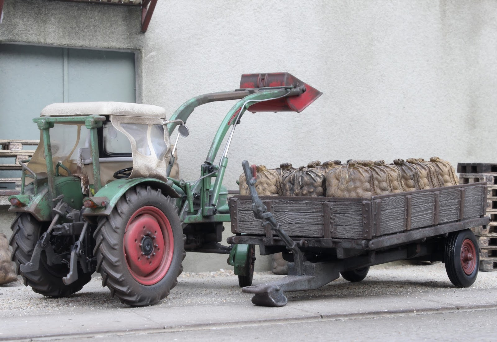 becasse weathering kartoffelkampagne landwirtschaft in spur 1. Black Bedroom Furniture Sets. Home Design Ideas