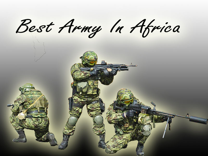 Top 10 Best Army In Africa 2019 | Military Africa