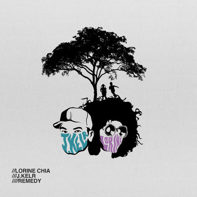 Lorine Chia & J.Kelr - Remedy - Album Download, Itunes Cover, Official Cover, Album CD Cover Art, Tracklist