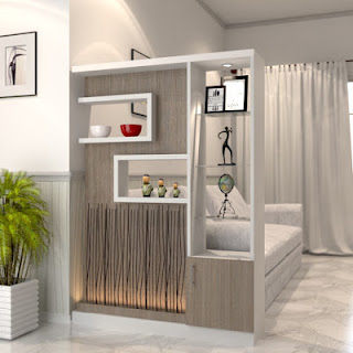 Model Sekat Ruangan Minimalis Terbaru