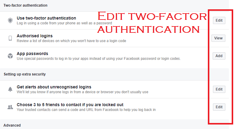 How to keep Secure & Safe Your Facebook Personal Data Details