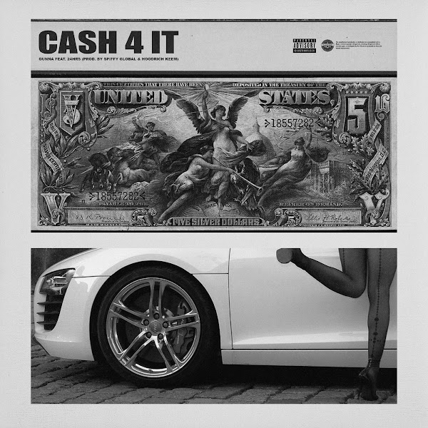 Gunna - Cash 4 It (feat. 24hrs) - Single Cover