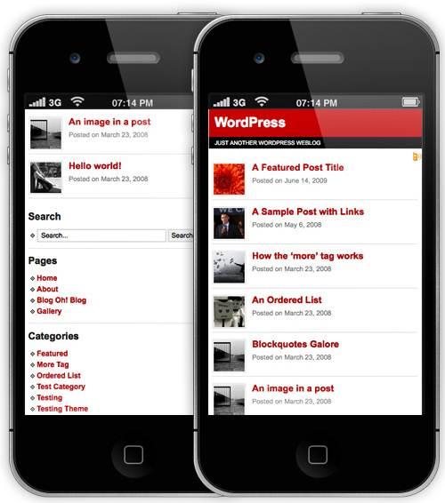 Confira os melhores plugins WordPress para fazer seu site / blog em versão para celular
